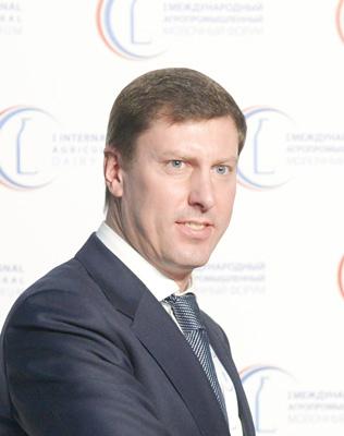 Степаненко Дмитрий Александрович,  министр сельского хозяйства ипродовольствия Московской области